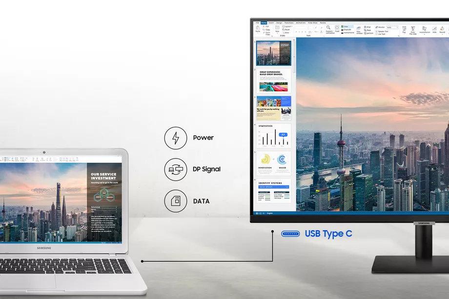 1605595756 462 Samsung Smart Monitor M7 nouveau moniteur avec fonctions Smart TV