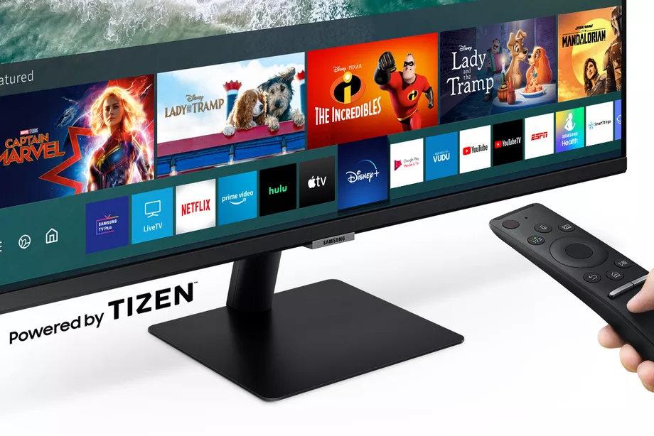 1605595756 487 Samsung Smart Monitor M7 nouveau moniteur avec fonctions Smart TV