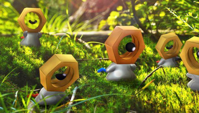 Pokémon GO Mystery Box activer l'événement spécial brillant Meltan Pokémon HOME iOS Android Niantic