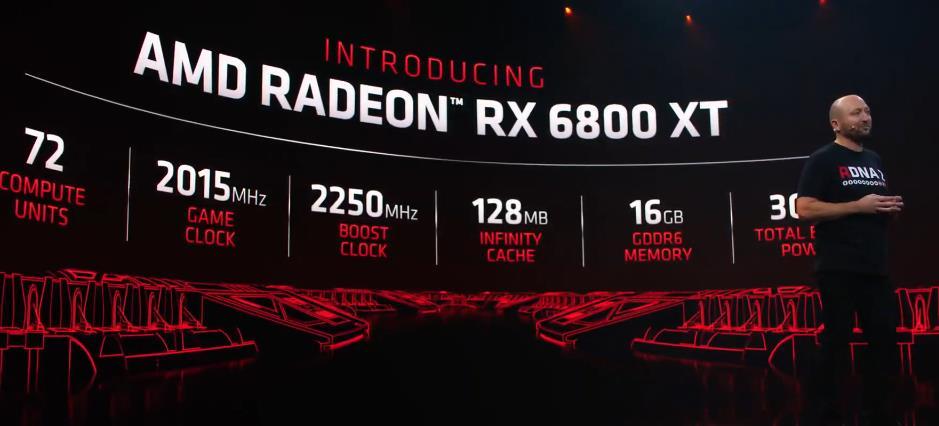1605686945 252 Les performances du RX 6800 XT en Ray Tracing seraient
