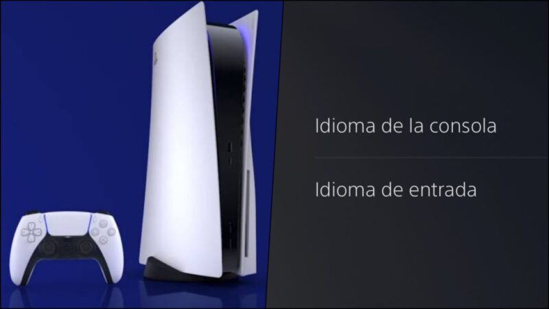 PS5: Comment changer la langue de votre PlayStation 5