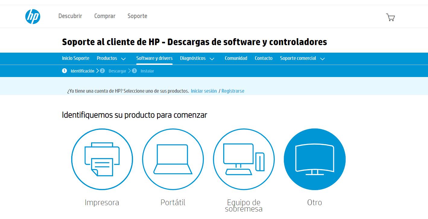 Web HP