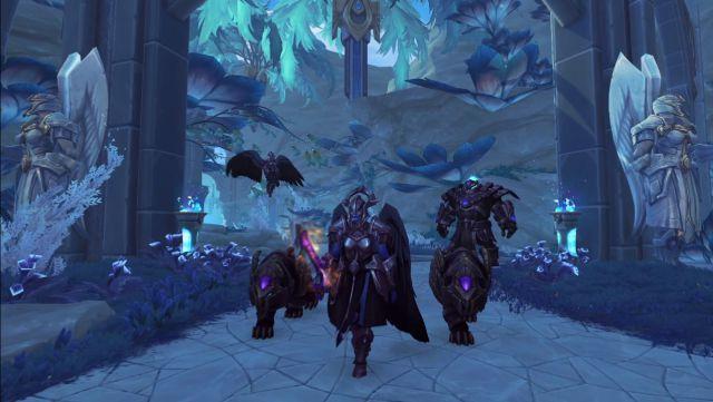 World of Warcraft: Shadowlands Où acheter les éditions de prix du jeu Blizzard Store PC