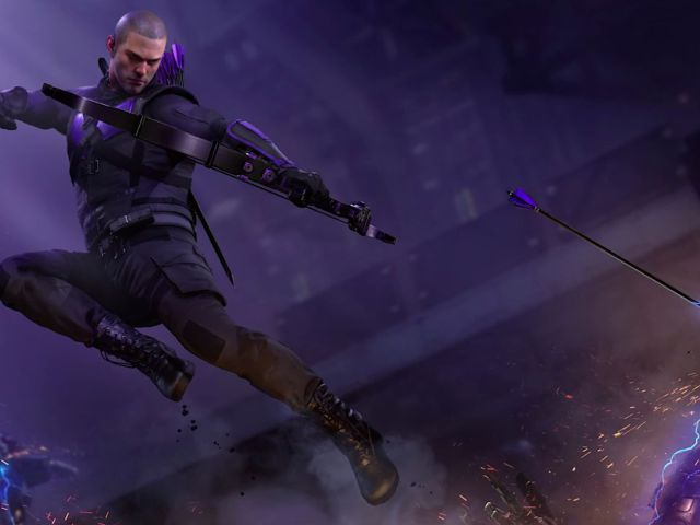 Marvel's Avengers DLC Nouveaux personnages de héros Bishop Hawkeye Spiderman