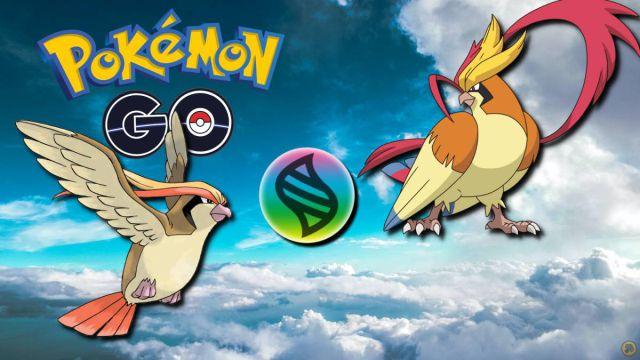 Événement Pokémon GO x Pokémon HOME