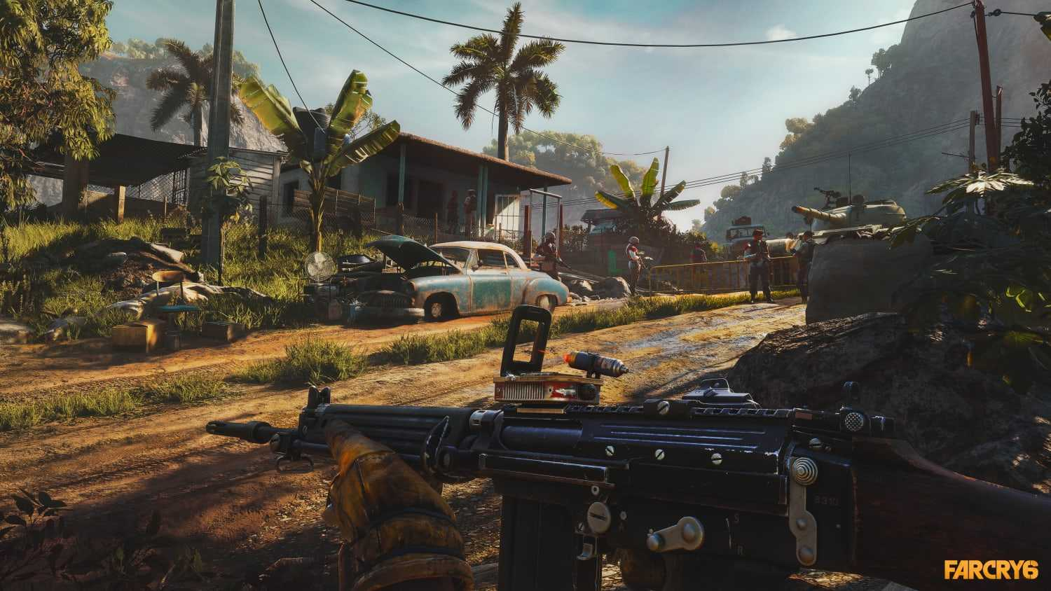 FarCry 6 optimisera son RayTracing pour AMD RX 6000