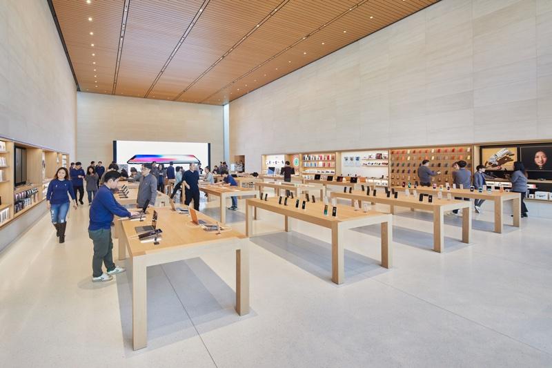 Apple Store sud-coréen