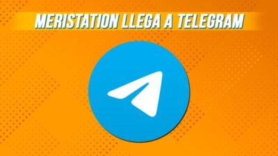 Meristation arrive sur Telegram: toutes les informations du jeu vidéo directement sur votre mobile