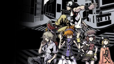 Square Enix lance un compte à rebours lié à The World Ends With You