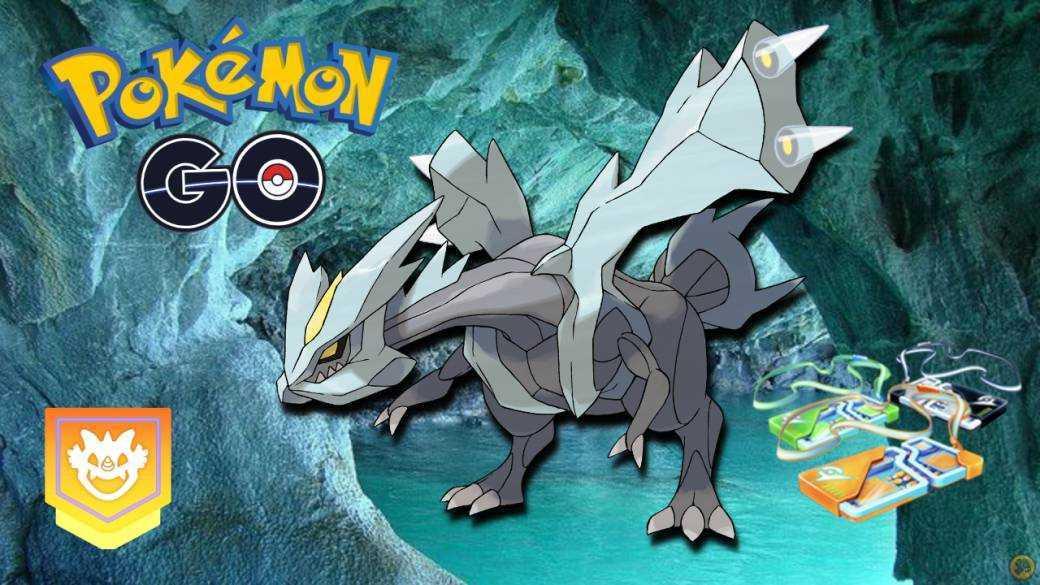 Pokémon GO: comment battre et capturer Kyurem lors de raids;  meilleurs compteurs