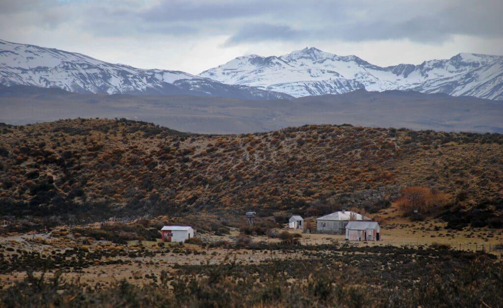 Région de la Patagonie en Argentine