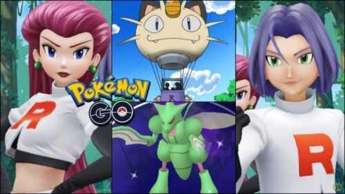 Comment vaincre Jessie et James dans Pokémon GO |  Distraction brillante