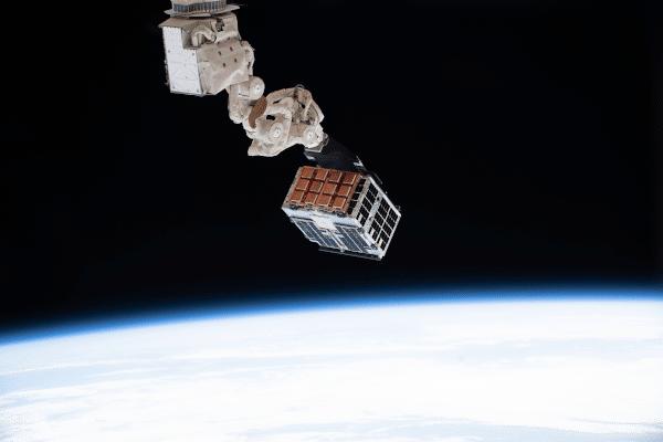 Satellite STPSat-4