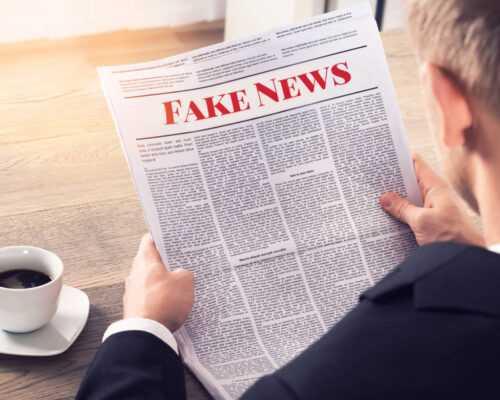 Sur Google, Facebook et le pouvoir des fausses nouvelles