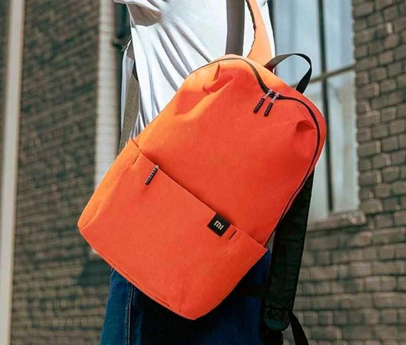 Ce sac à dos Xiaomi parfait pour la ville coûte 5 euros