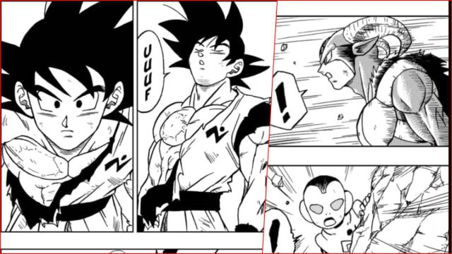 Dragon Ball Super chapitre 68 date heure