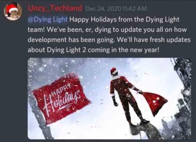 Lumière mourante 2