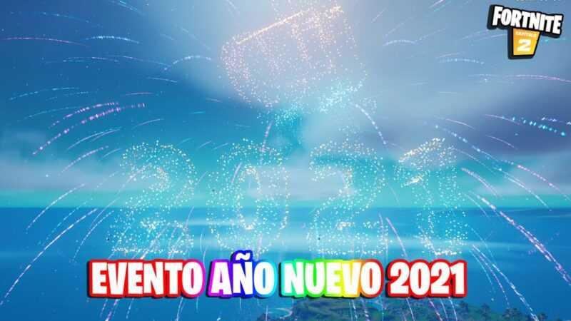 Fortnite: comment regarder l'événement du Nouvel An 2021 en direct