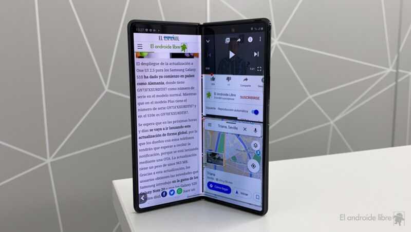 Nous avons testé le Samsung Galaxy Z Fold 2 5G, le meilleur pliage au monde