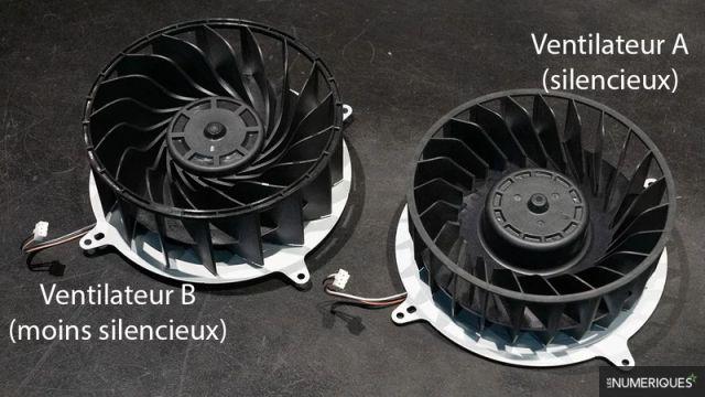 Ventilateur PS5