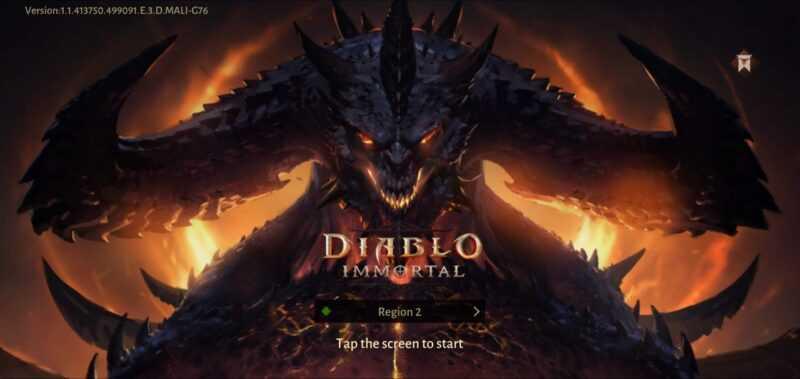 Jouons à Diablo Immortal: le classique que vous voulez avoir sur votre mobile