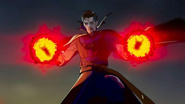 La série animée Et si ...?  Marvel Studios présente son multivers dans sa première bande-annonce