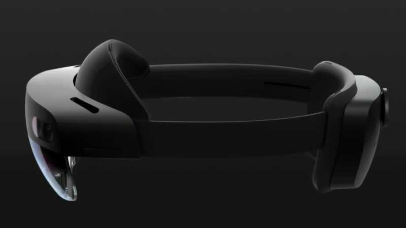 La technologie MicroLED pourrait être mise en œuvre dans Hololens