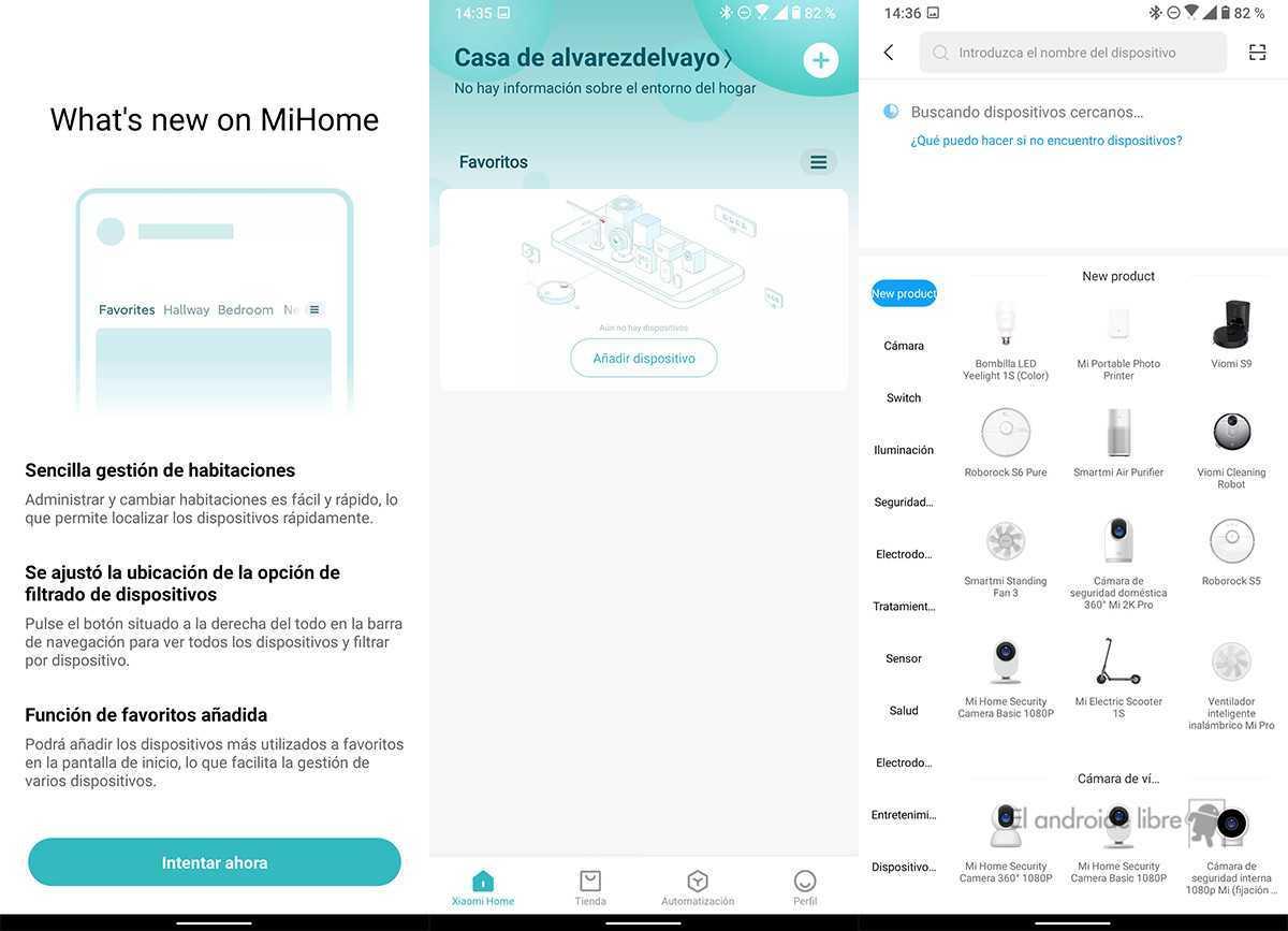 L'application domotique de Xiaomi, Mi Home, met à jour son interface