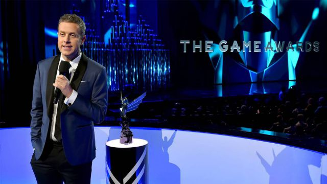 Geoff Keighley The Game Awards première mondiale