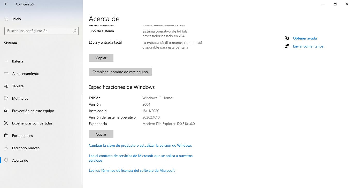 Pack d'expérience des fonctionnalités Windows