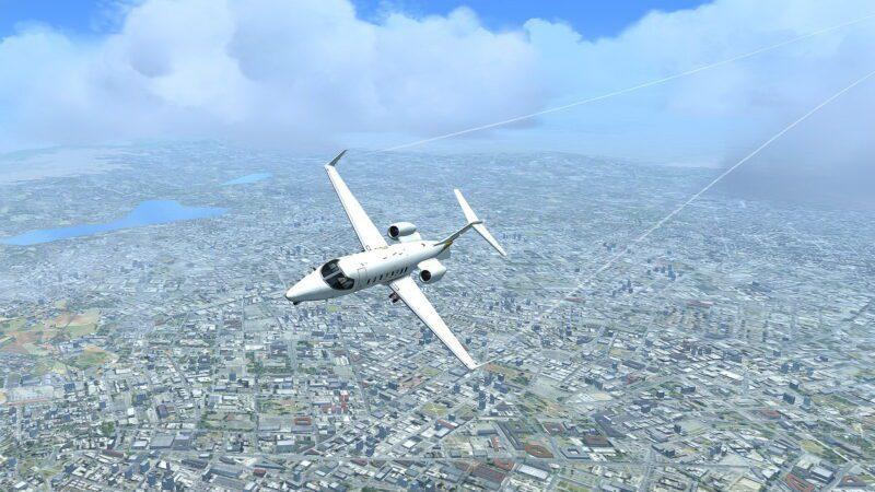 Microsoft Flight Simulator aura un support VR à Noël