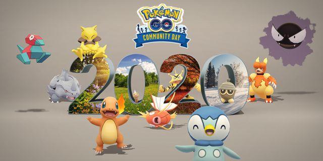Pokémon GO - Journée communautaire de décembre