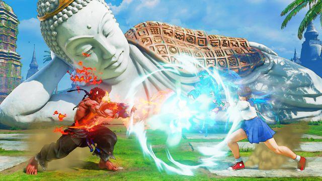 Street Fighter V Champion Edition est disponible gratuitement sur PS4 jusqu'au 4 janvier 2021