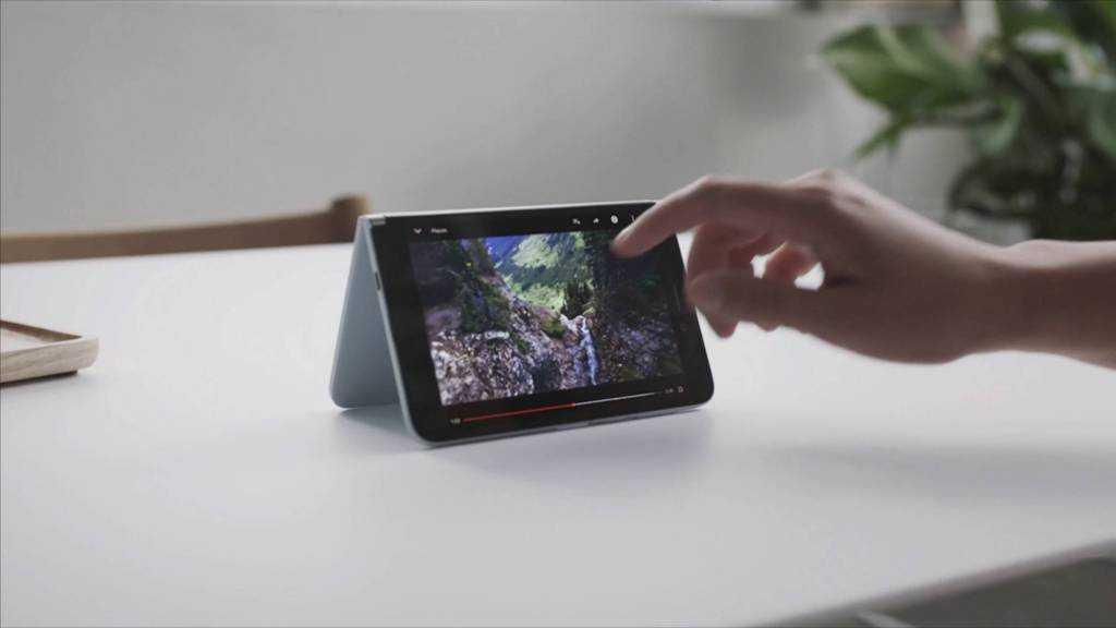 Surface Duo pourrait être proposé en noir très prochainement