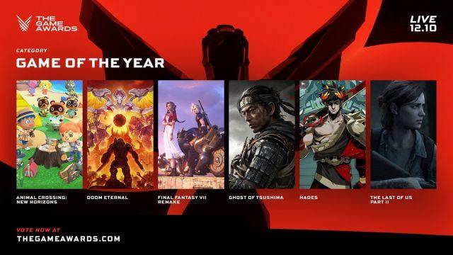 Les Game Awards 2020