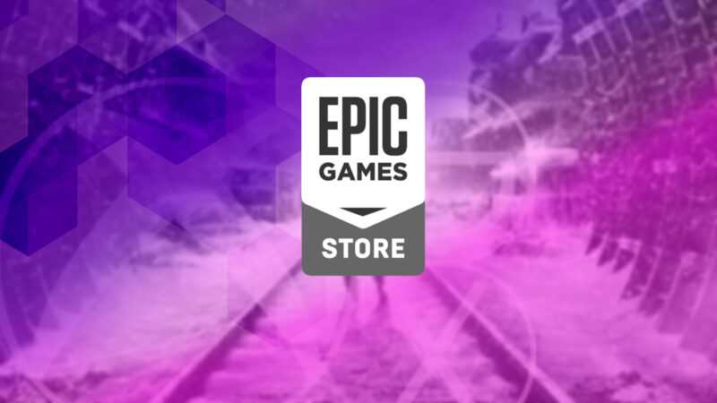 Epic Game Store Logo