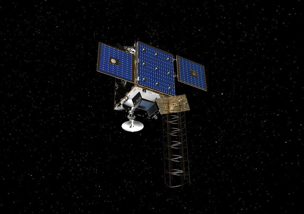 Projet SSTL Lunar Pathfinder
