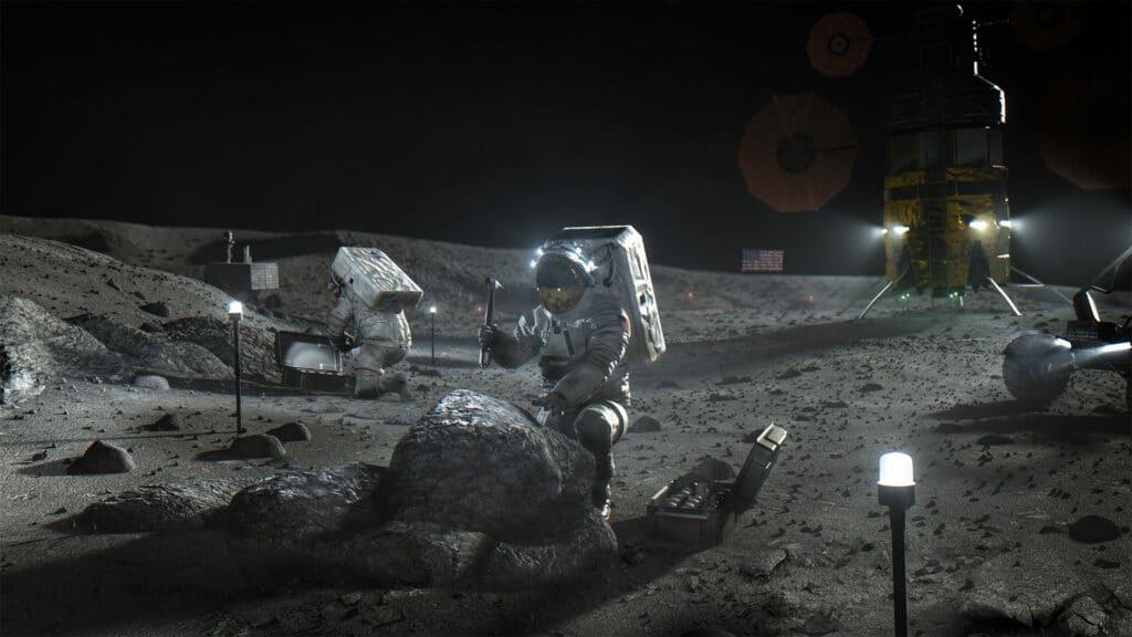 Projet Artemis de la NASA