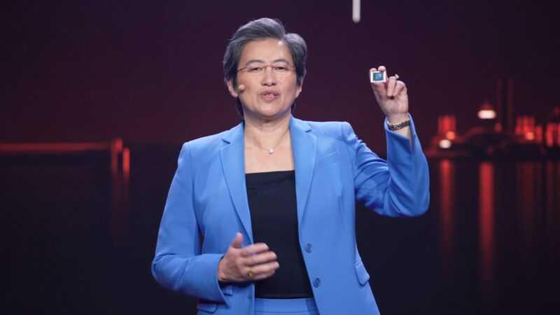 AMD apporte l'architecture Zen 3 aux ordinateurs portables avec le nouveau Ryzen 5000 Mobile