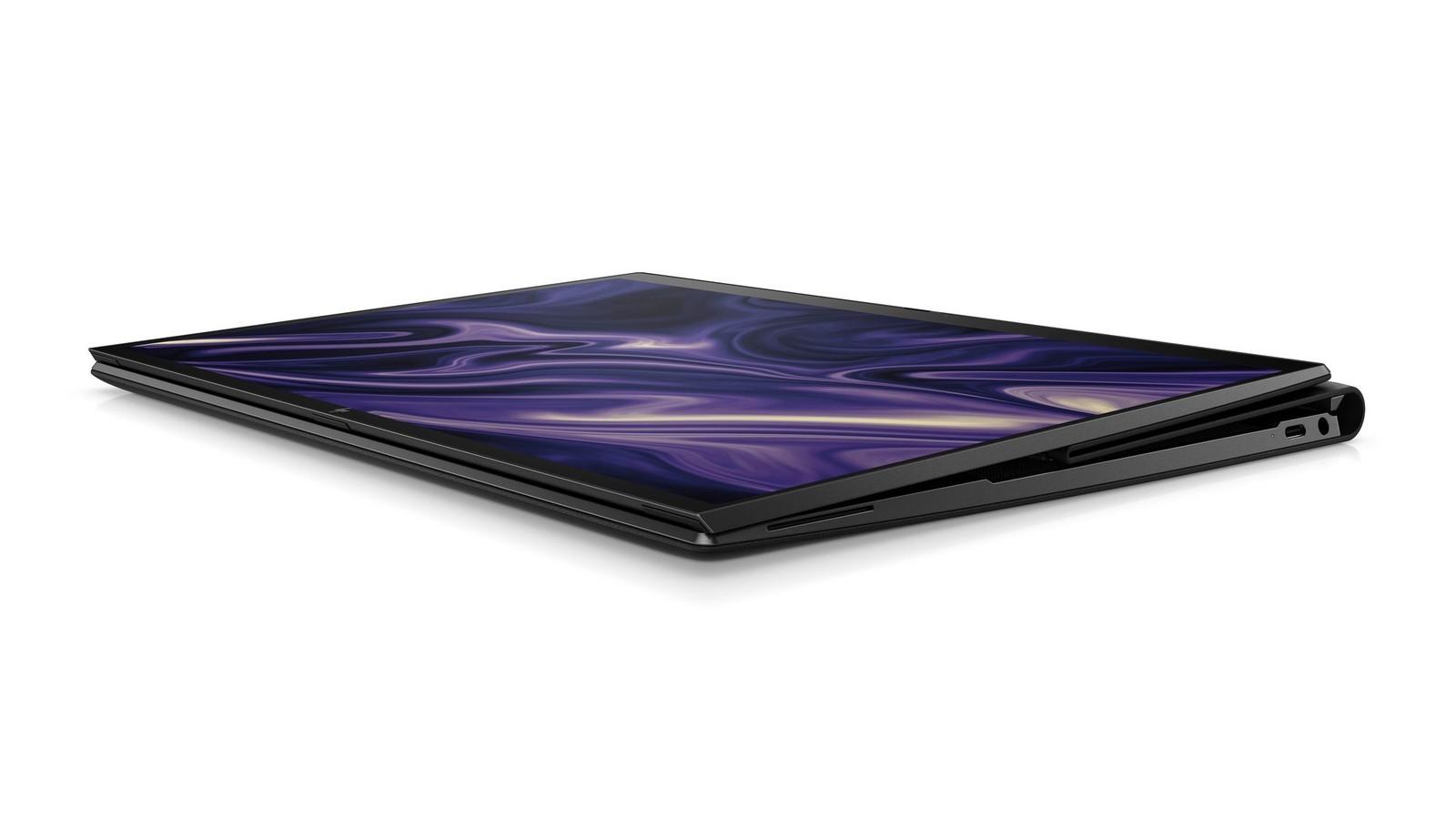 Le mode tablette du HP Elite Folio 2