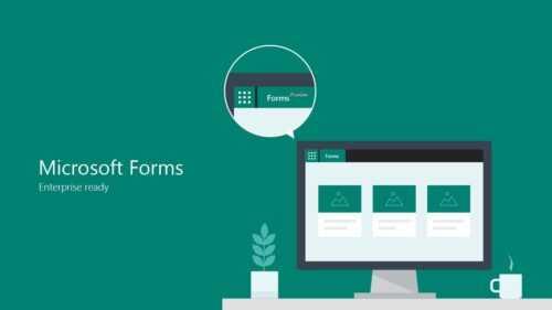 Les enquêtes évoluent ce mois-ci sous Microsoft Forms