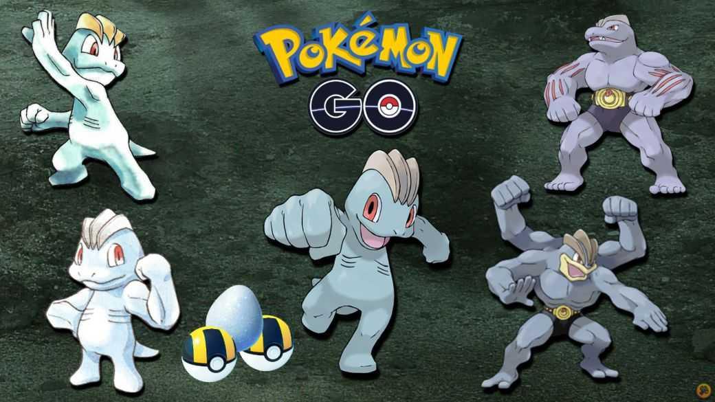 Pokémon GO: guide pour la journée communautaire de janvier 2021 (Machop)