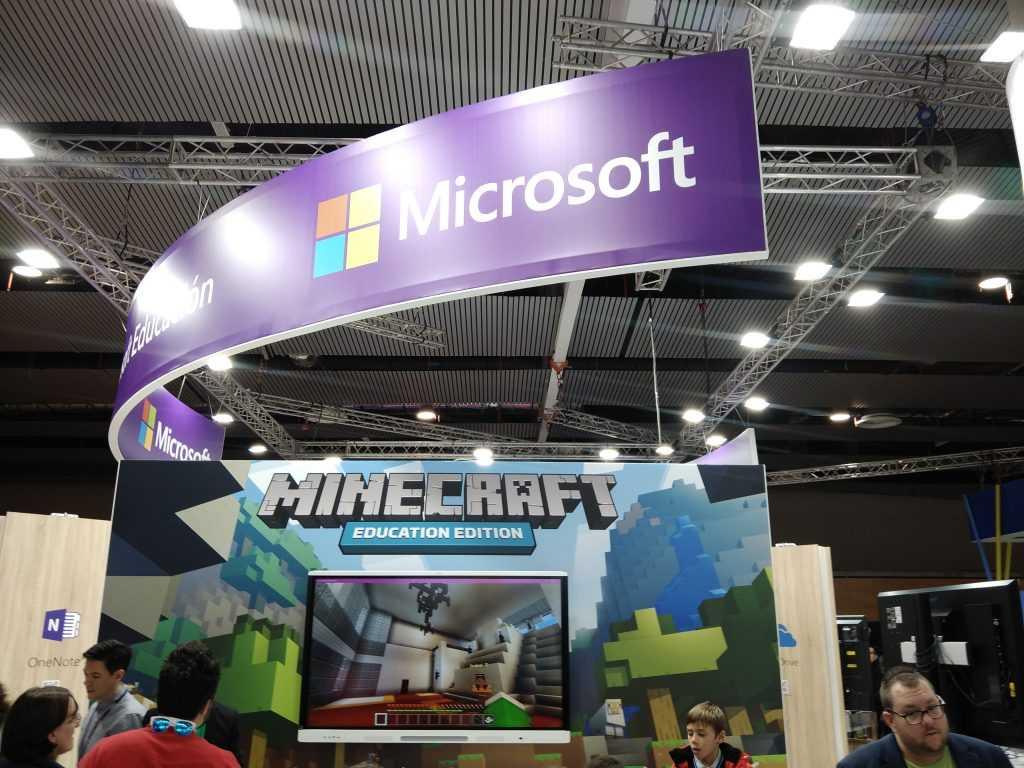 Microsoft présente le nouveau Classroom Pen 2 lors du BettFest