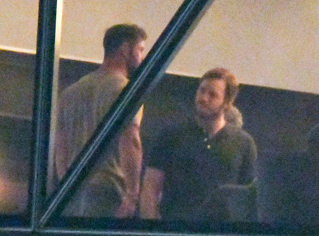 Premières images du plateau de tournage Thor Love and Thunder avec Chris Hemsworth et Chris Pratt