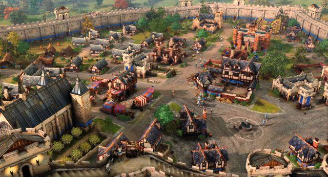 La progression du développement d'Age of Empires 4 est désormais jouable sous Windows 10