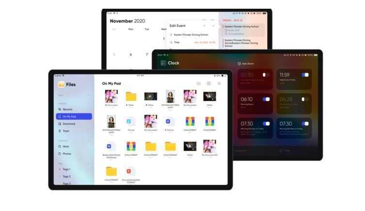 Cette copie d'iPad OS peut-elle être un rival Android?