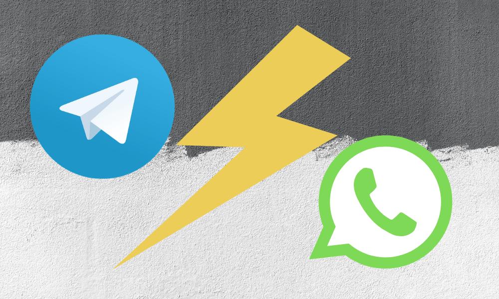 Comparaison de la confidentialité: Signal, Telegram, Whatsapp et Facebook