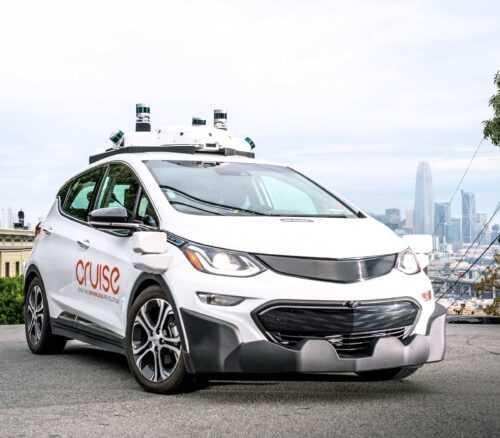 Cruise et GM s'associent à Microsoft pour promouvoir la conduite autonome