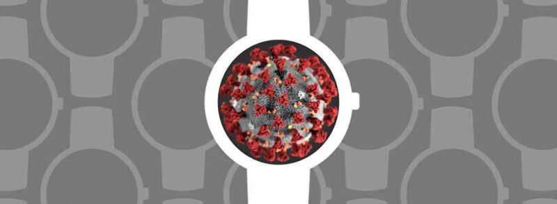 Google suivra le coronavirus avec des montres intelligentes