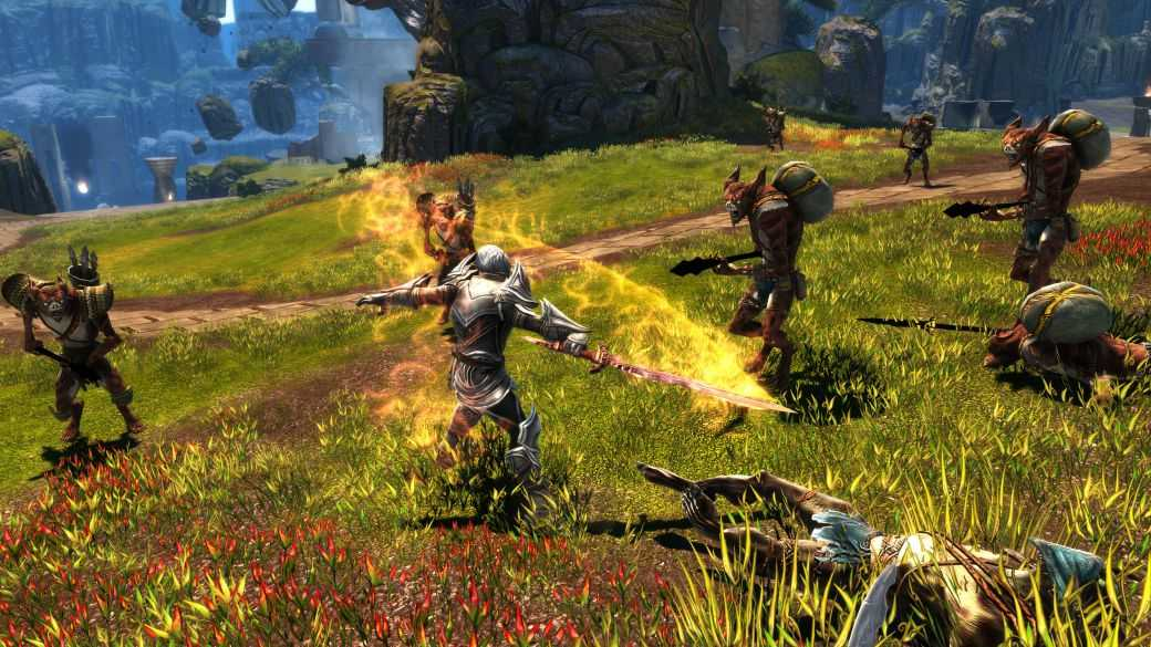 Kingdoms of Amalur: Re-Reckoning se dirige vers Nintendo Switch